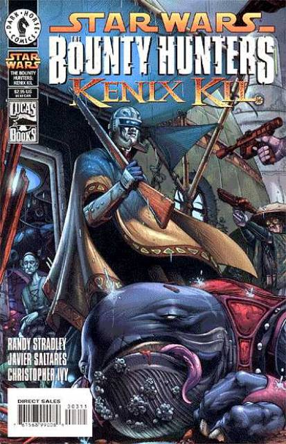 Star Wars: Bounty Hunters: Kenix Kil (1999) One Shot - Used