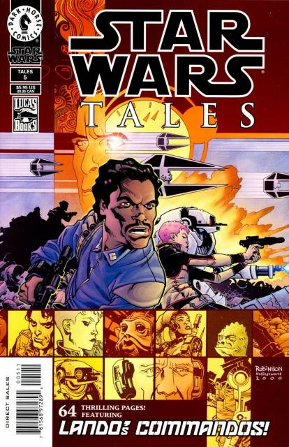 Star Wars Tales (1999) no. 5 - Used