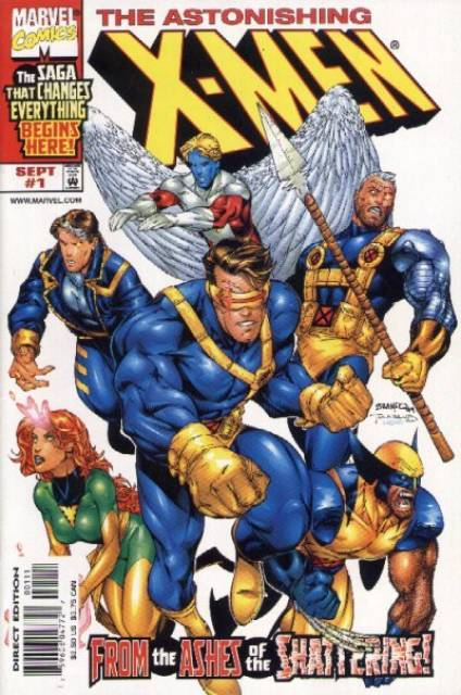 X-Men: From the Ashes of the Shattering (1999) Complete Bundle - Used