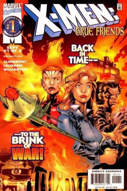 X-Men: True Friends (1999) Complete Bundle - Used
