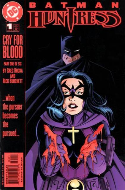 Batman Huntress Cry for Blood (2000) Complete Bundle - Used