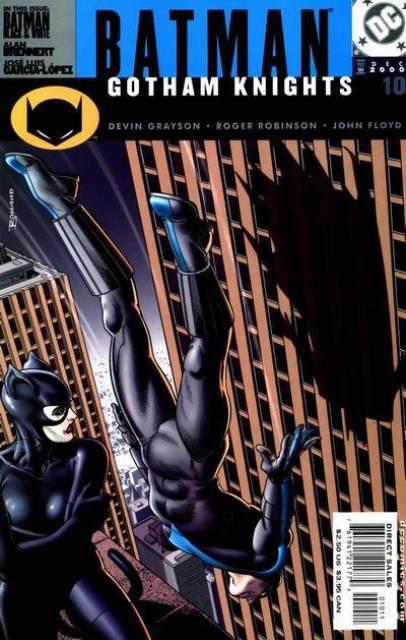 Batman Gotham Knights (2000) no. 10 - Used