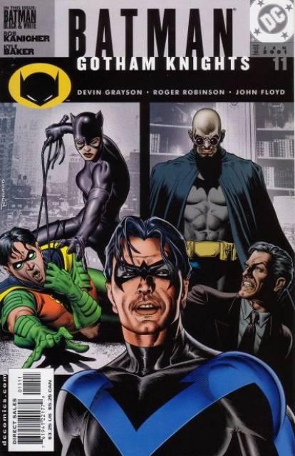 Batman Gotham Knights (2000) no. 11 - Used