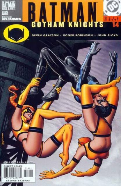 Batman Gotham Knights (2000) no. 14 - Used
