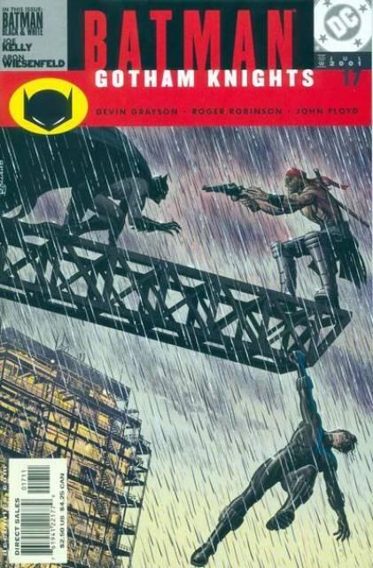 Batman Gotham Knights (2000) no. 17 - Used