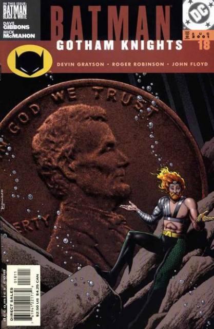 Batman Gotham Knights (2000) no. 18 - Used