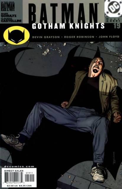 Batman Gotham Knights (2000) no. 19 - Used