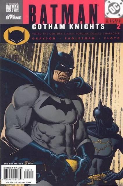Batman Gotham Knights (2000) no. 2 - Used