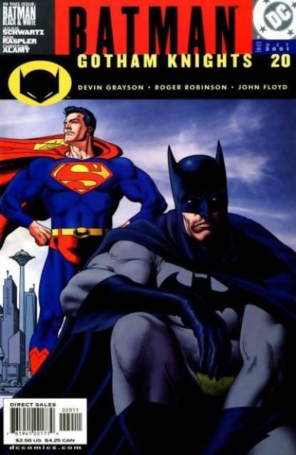 Batman Gotham Knights (2000) no. 20 - Used