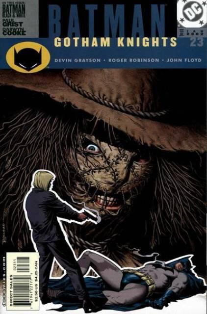 Batman Gotham Knights (2000) no. 23 - Used
