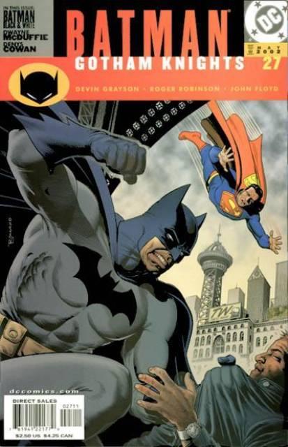 Batman Gotham Knights (2000) no. 27 - Used