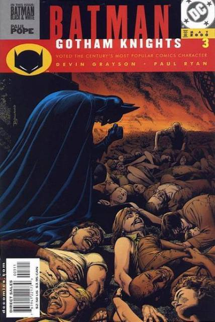 Batman Gotham Knights (2000) no. 3 - Used