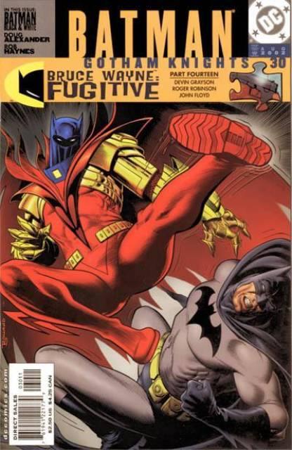 Batman Gotham Knights (2000) no. 30 - Used