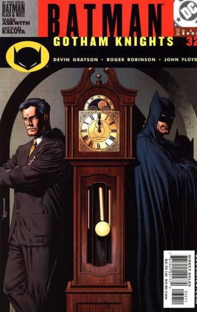 Batman Gotham Knights (2000) no. 32 - Used