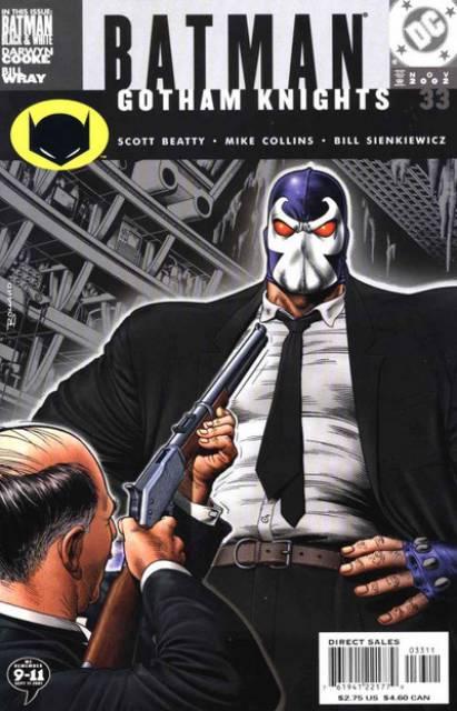 Batman Gotham Knights (2000) no. 33 - Used