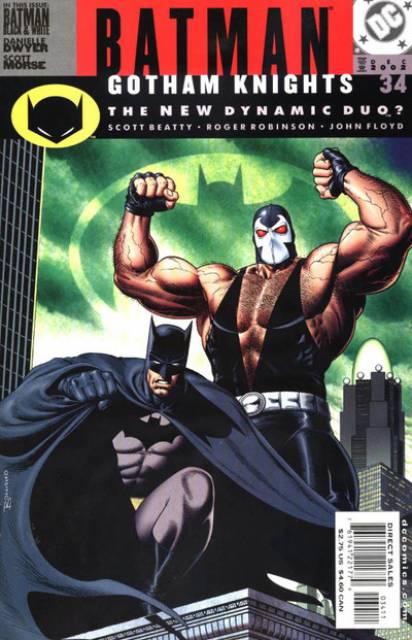 Batman Gotham Knights (2000) no. 34 - Used