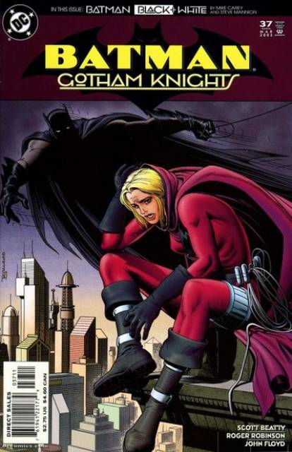 Batman Gotham Knights (2000) no. 37 - Used