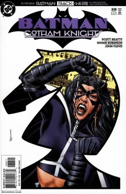 Batman Gotham Knights (2000) no. 38 - Used
