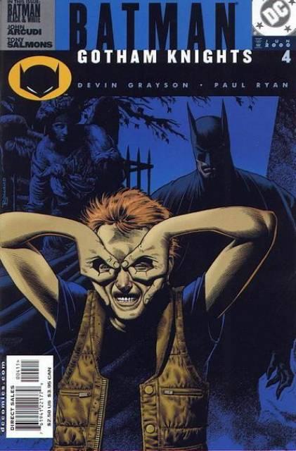 Batman Gotham Knights (2000) no. 4 - Used