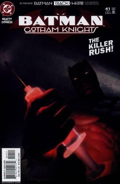 Batman Gotham Knights (2000) no. 41 - Used