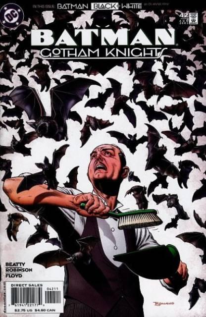 Batman Gotham Knights (2000) no. 42 - Used