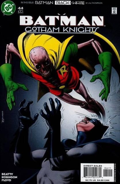 Batman Gotham Knights (2000) no. 44 - Used