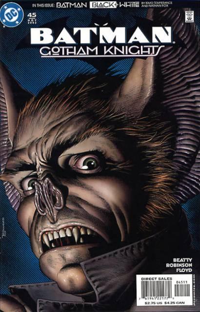 Batman Gotham Knights (2000) no. 45 - Used
