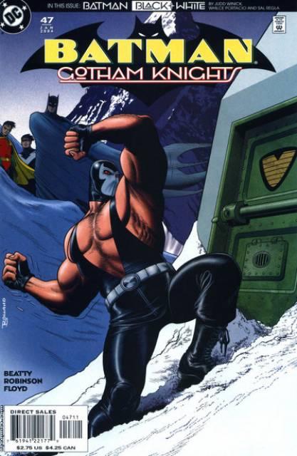Batman Gotham Knights (2000) no. 47 - Used