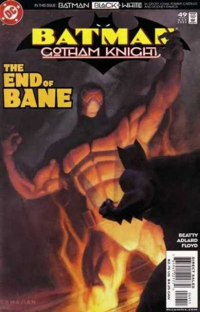 Batman Gotham Knights (2000) no. 49 - Used