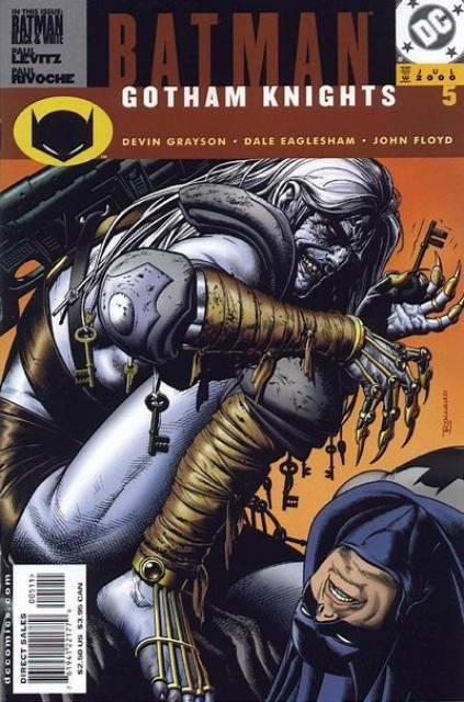 Batman Gotham Knights (2000) no. 5 - Used
