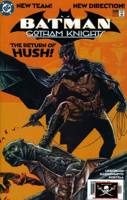 Batman Gotham Knights (2000) no. 50 - Used