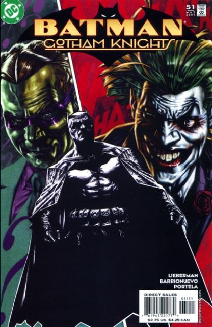 Batman Gotham Knights (2000) no. 51 - Used