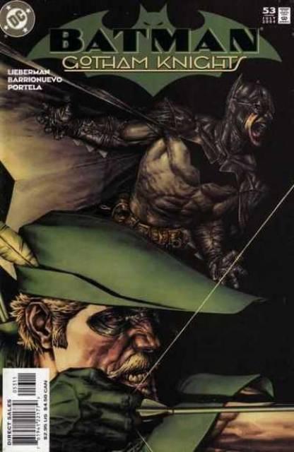 Batman Gotham Knights (2000) no. 53 - Used