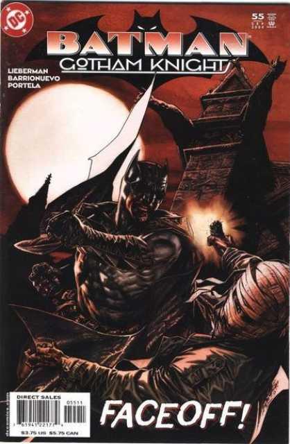 Batman Gotham Knights (2000) no. 55 - Used