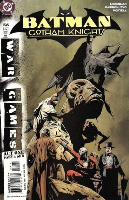 Batman Gotham Knights (2000) no. 56 - Used