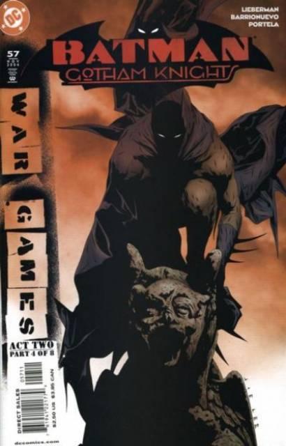 Batman Gotham Knights (2000) no. 57 - Used