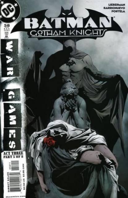 Batman Gotham Knights (2000) no. 58 - Used