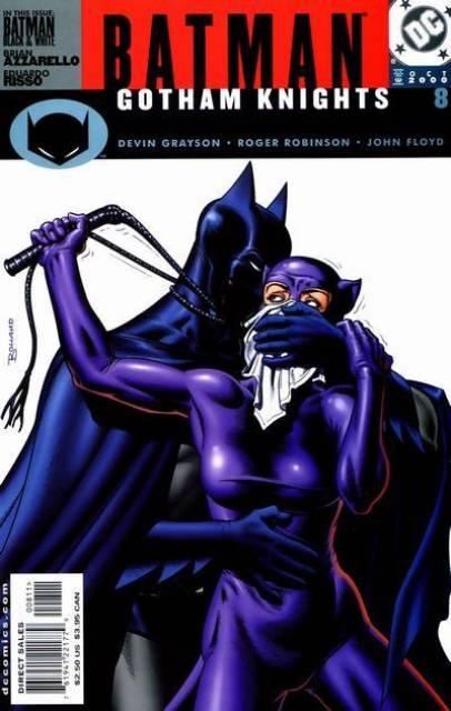 Batman Gotham Knights (2000) no. 8 - Used