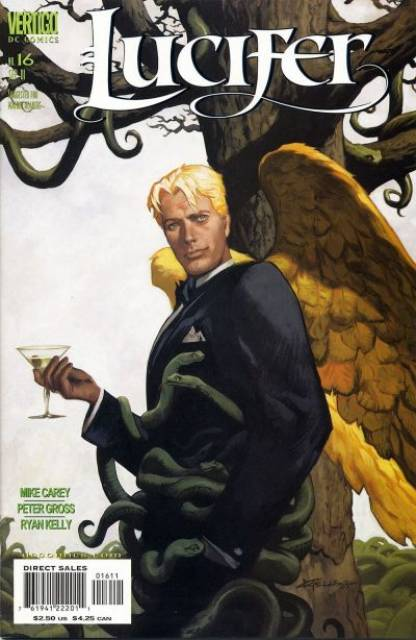 Lucifer (2000) no. 16 - Used
