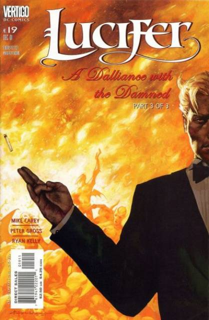 Lucifer (2000) no. 19 - Used