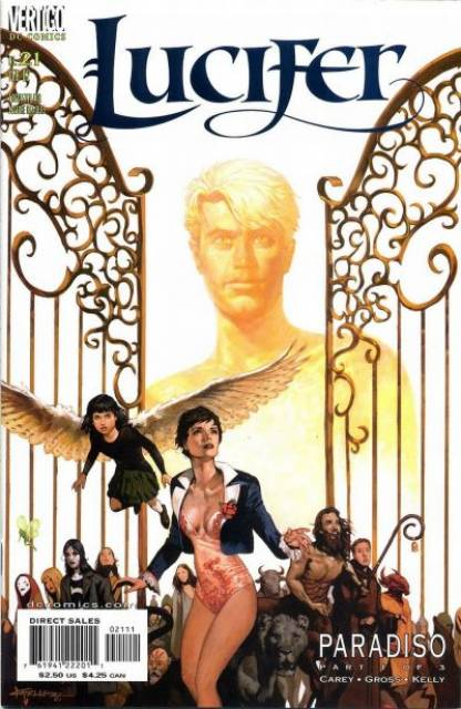 Lucifer (2000) no. 21 - Used
