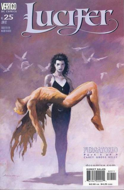 Lucifer (2000) no. 25 - Used