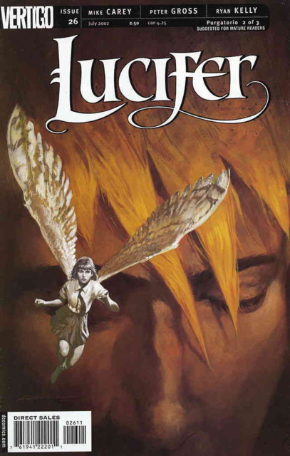 Lucifer (2000) no. 26 - Used