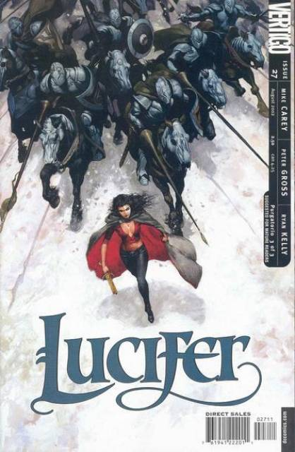 Lucifer (2000) no. 27 - Used