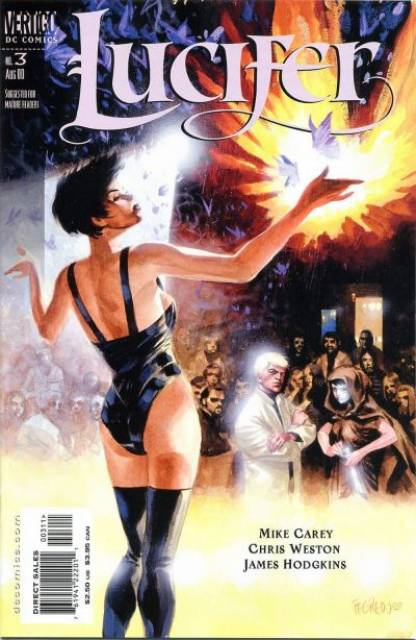 Lucifer (2000) no. 3 - Used
