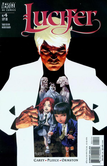 Lucifer (2000) no. 4 - Used