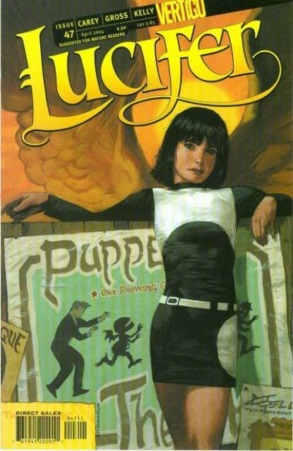 Lucifer (2000) no. 47 - Used