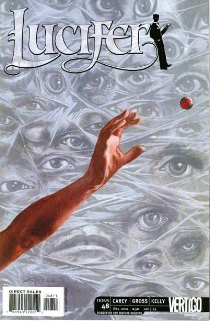 Lucifer (2000) no. 48 - Used