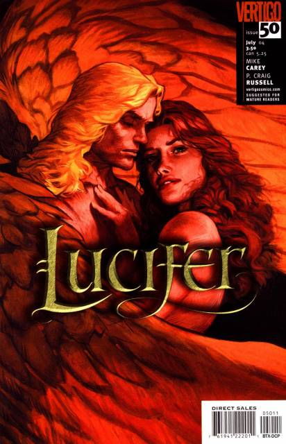 Lucifer (2000) no. 50 - Used