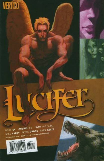 Lucifer (2000) no. 51 - Used